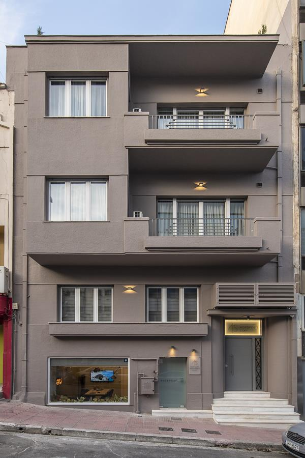 athens hotels - Acropolis Stay